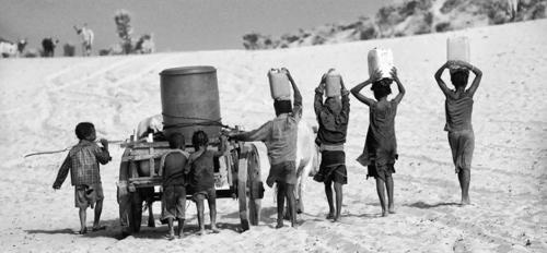 agua desierto
